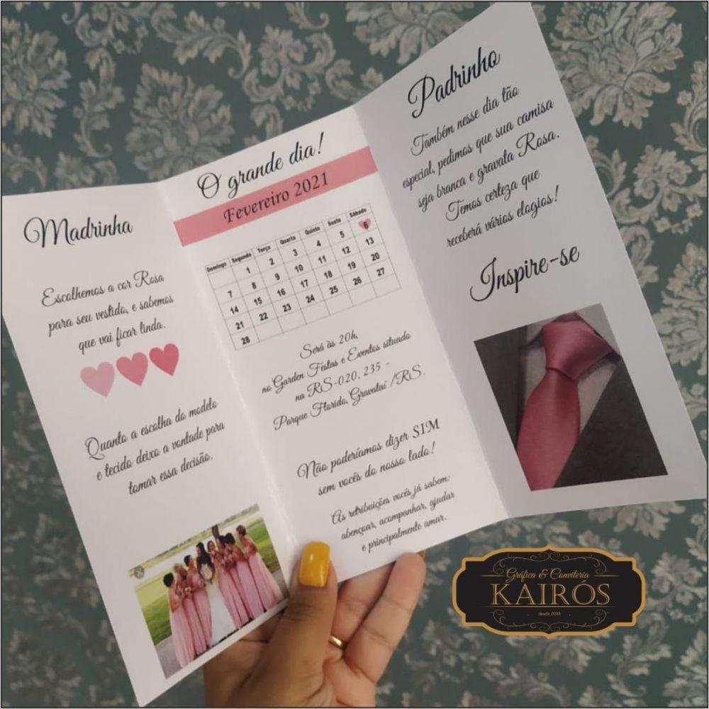 Manual para Padrinhos Casamento 01