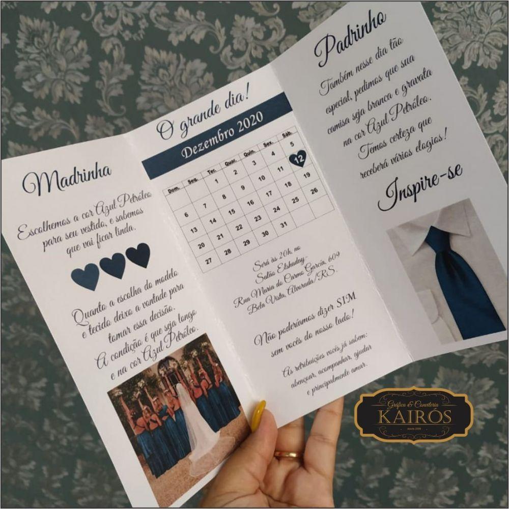 Manual para Padrinhos Casamento 02